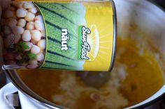 Supa crema de morcov si naut - CAIETUL CU RETETE Food, Eten, Meals, Diet