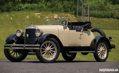 1927 Essex Speedabout  The Essex Motors Company produced small, affordable automobiles. It had been created by the Hudson Motor Car Company for the purpose of creating a smaller version of its Super-Six. The first Essex was first shown in 1919 after it had been delayed due to World War I.