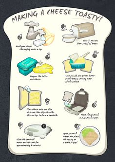how to make perfect grilled cheese