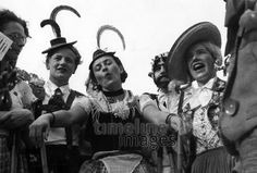 Karneval, Germany,1937