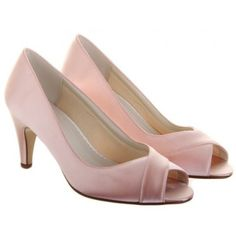 Alexa ~ By Rainbow Bliss Shoe Collection (Wide Fit)