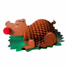 Pig Roast Centerpiece
