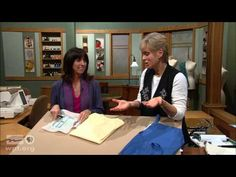 Machine Embroidery in 6 Easy Lessons (Part 1 of 2) - SEWING WITH NANCY - YouTube