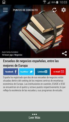 98 Las Mejores Noticias De Negocios Y Finanzas De Fuentes Confiables Ideas News Apps Business Video App