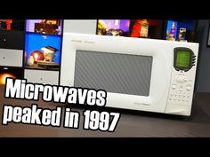 The Antique Microwave Oven that's Better than Yours - YouTube Better Than Yours, Foods To Avoid, Microwave Oven, You Youtube, Vitamins And Minerals, Microwave, Microwave Cabinet