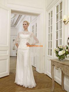 Halle Chiffon Chic & Modern Brautkleider 2014