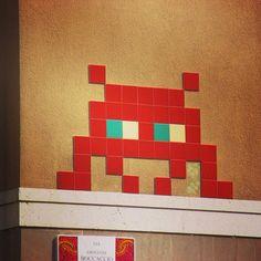 #Space Invader #Invader #Ravenna