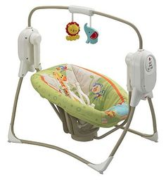 Fisher Price Rainforest Friends SpaceSaver 288 Advantage card points. The Fisher Price Rainforest Friends SpaceSaver Cradle n Swing offers the same great features of Fisher Prices Cradle n Swings, but in a 40% smaller design. With two differen http://www.MightGet.com/april-2017-1/fisher-price-rainforest-friends-spacesaver.asp