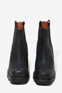 Sixty Seven Piper Leather Boot | Shop Boots at Nasty Gal