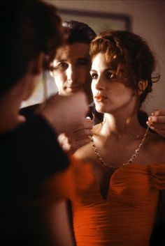 Pretty Woman- this is one of my favorite scenes in the movie! I love it when he closes the necklace box on her fingers and she laughs!!!!