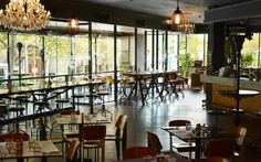 The Brown Fox: Pub in West Perth WA - Venue Menu Party Venues, Perth, Conference Room, Fox, Menu, Brown, Table, Furniture, Home Decor