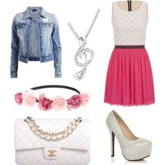 Liv Rooney by jmsmith462 on Polyvore featuring polyvore, fashion, style, maurices, VILA, Chanel, MaBelle and Charlotte Russe