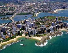 Vitoria, Brazil. I will be here soon :)