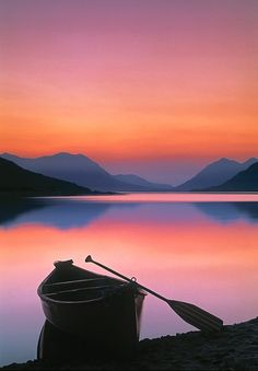~Bennet Lake - Yukon, Canada