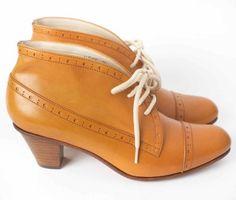 Sonomitsu handmade heeled brogues