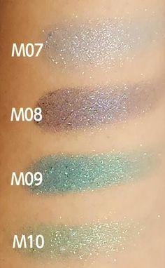 #エレガンスクルーズファインカラー Elegance cruise #M06 #MO7 #M08 #M09 Eyeshadows, Eye Shadows, Eyeshadow, Eye Liner, Eye Shadow