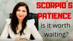 Scorpio´s Patience I Is it worth waiting? Horoscope Relationships, Worth The Wait, Scorpio, Patience, Waiting, Reading, Scorpion, Reading Books