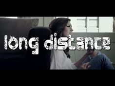 """Our official lyric video for our new song """"Long Distance! :)"""