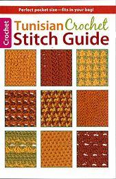 Tunisian Drop Stitch Scarf | CrochetKim.com Free Crochet Pattern