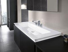 Villeroy & Boch bathroom inspiration Legato Collection