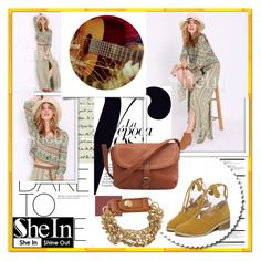 """SheIn 71"" by djulovic-mirela ❤ liked on Polyvore featuring moda, Arche, Felix i vintage"