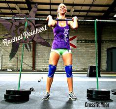 Rigor Gear Athlete-Rachel Reichert-Crossfit Ybor