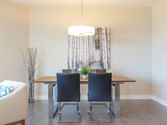 Staging, Dining Chairs, Condo, Furniture, Home Decor, Role Play, Decoration Home, Room Decor, Dining Chair