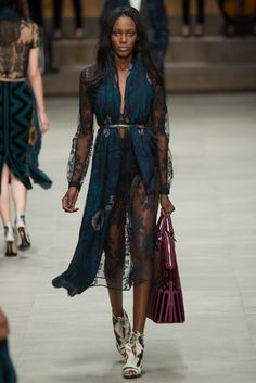 Burberry Prorsum - Fall 2014 Ready-to-Wear