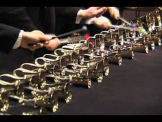 Sonos Handbell Ensemble - Listen for Life   A cool song using only mallets