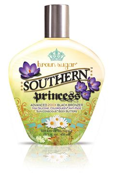New For 2014 Brown Sugar SOUTHERN PRINCESS Advanced 200x Bronzers!