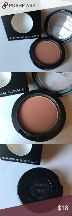 New MAC Pro Longwear Blush Brand New MAC Pro Longwear Blush 'Cheek Pollen' MAC Cosmetics Makeup Blush