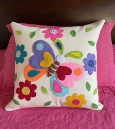 Baby Pillows, Home Collections, Clay, Handmade Cushions, Accent Pillows, Blinds, Manualidades, Clays, Modeling Dough