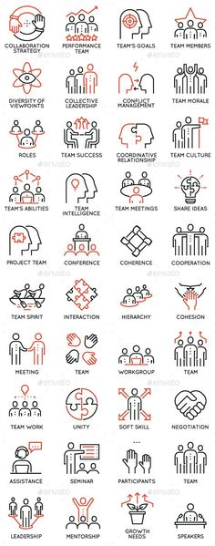 Teamwork and Career Training Icons - Vector EPS .- Teamarbeit und Karriere Training Icons – Vector EPS … – Teamwork and Career Training Icons – Vector EPS … – - Icon Design, Web Design, Team Logo Design, Design Ideas, Design Art, Design Thinking, Business Icons, Business Marketing, Icon Set
