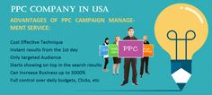 Browse to know more about the advantages of #PPC campaign management service