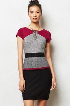 Serena Sweater Dress by Sparrow, via Anthropologie