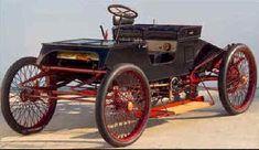 1901 Ford Race Car Detroit Automobile Co. Detroit, Mi 1899-1901