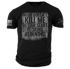 You better Run!