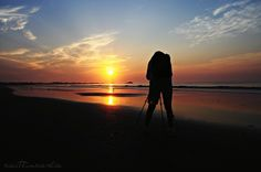 Narragansett, Rhode Island by Caitlin Carlia Faella, via Behance Narragansett Rhode Island, Rhodes, Behance, Celestial, Sunset, Outdoor, Design, Art, Outdoors