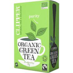 clipper grönt te