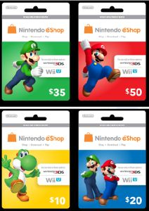 Get eshop code generator with no human verification Short introduction about Nintendo: Globally operating consumer electronics based