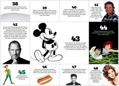 90 Facts You Didn't Know About Disney - Empire 41 and 42 are cool and weird Disney Love, Disney Magic, Disney Pixar, Walt Disney, Disney Facts, Disney Quotes, Wtf Fun Facts, Random Facts, Disney Theory