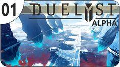 duelyst Alpha/beta key