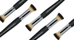 """Love the """"no makeup"""" look? GetTheGloss recommends our Liquid Foundation Brush. Easy Diy Makeup, Diy Makeup Storage, How To Do Makeup, I Love Makeup, Makeup Organization, Simple Makeup, Makeup Tips, Makeup Tutorials, Makeup Ideas"""