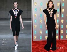 Cate Blanchett In Christopher Kane – 2019 BAFTAs Red Carpet Event, White Gowns, New Hair Colors, Christopher Kane, Cate Blanchett, Royal Fashion, Red Carpet Fashion, Famous Faces, Beautiful Celebrities