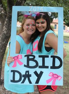 Her other bridesmaids include her Big, Jessalyn Conway Crowe (right) and her Little, Brianne Madeline Fisher (left)