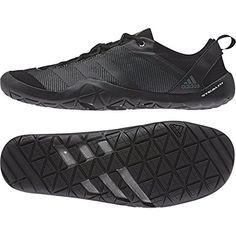 various colors 98963 639ab Amazon.com   adidas Outdoor Men s Climacool Jawpaw Lace Water Shoe, Shock  Blue White Black, 6 M US   Shoes. Zapatos Para ...