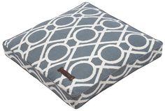 Jax and Bones Premium Cotton Blend Pillow Bed - Solar