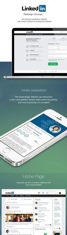 Beautiful Unofficial Redesigns of Big Brand Digital
