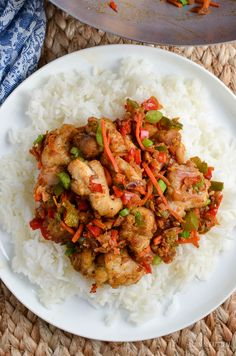 Slimming Eats Salt and Pepper Chicken - gluten free, dairy free, fakeaway, Chinese, Slimming World and Weight Watchers friendly