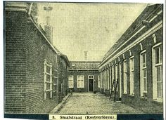 Smalstraat (wijk Kostverloren)